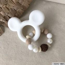 Anneau de dentition Mickey...