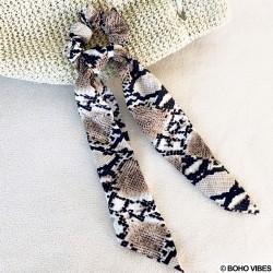 Chouchou foulard imprimés...
